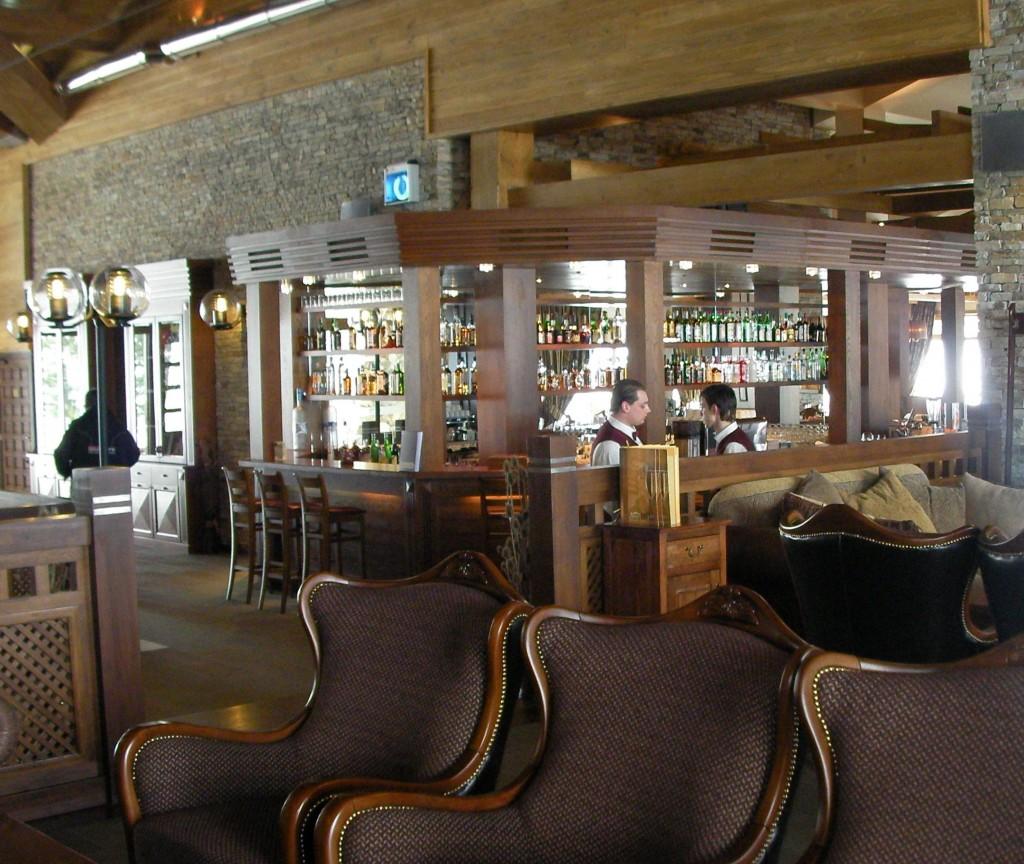 Pirin Golf - Club House