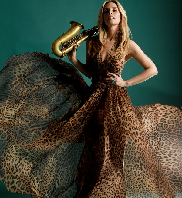 Candy Dulfer & Band: Jazz Fest, Tuesday 11th August