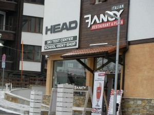 Head Ski Shop, bansko