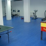 Gym - Games Room