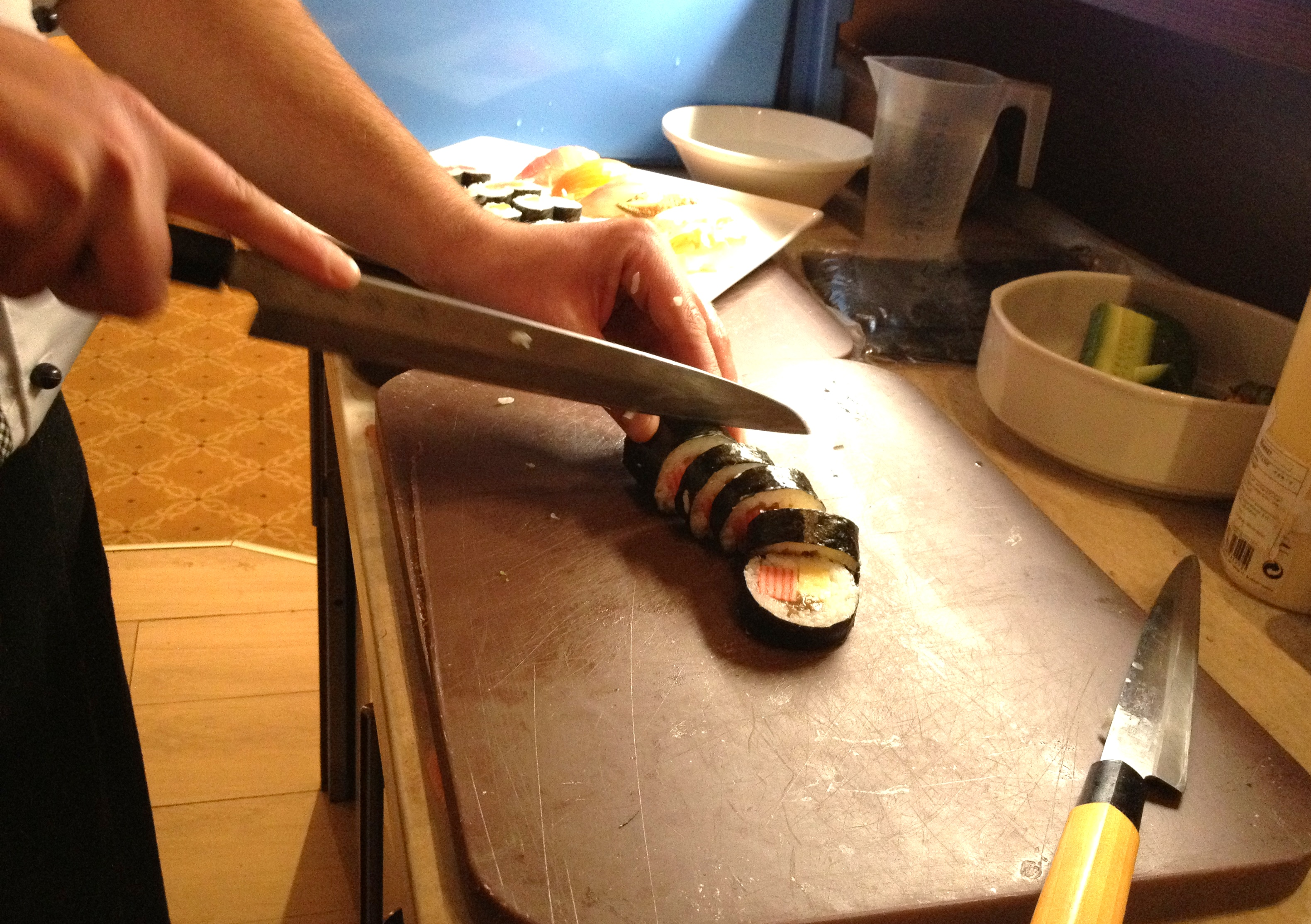 sushi bansko