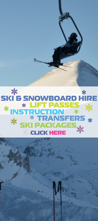 ski and snowboarding Bansko packages