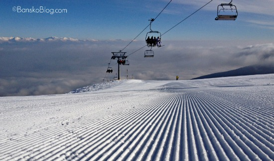 Bansko piste opening and snow forecast