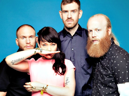 Little Dragon at Bansko Beat Music Festival