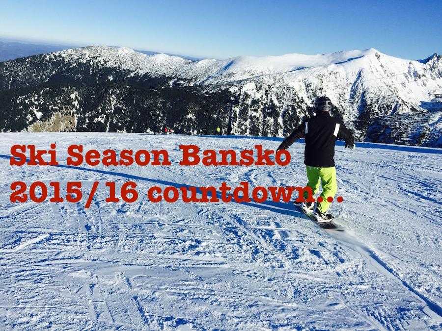 When Does The Bansko Ski Season Start? | Bansko Blog