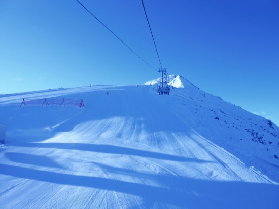 Ski Bansko First Run