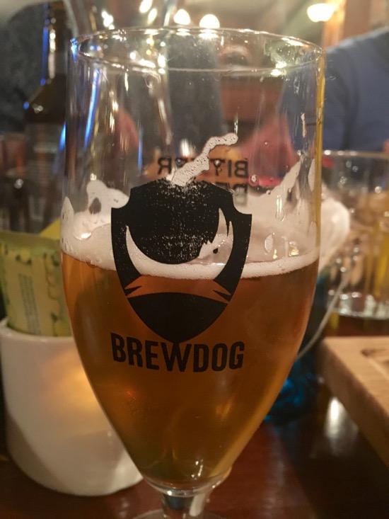 beer in Bansko