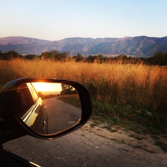 Bulgaria road trip