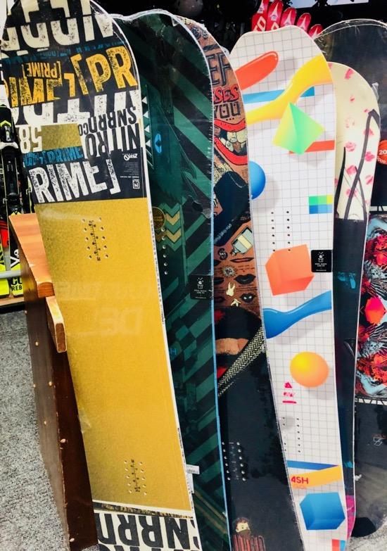 New Snowboards from Slash, Jones and Nitro | Bansko Blog