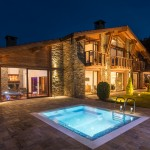 Luxury Chalet and Spa Tia Maria
