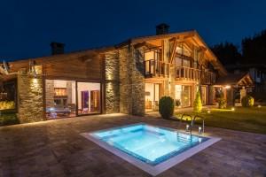 Luxury Chalet and Spa Tia Maria