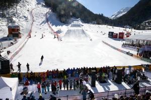 2018 Snowboard World Cup Ladies & Men