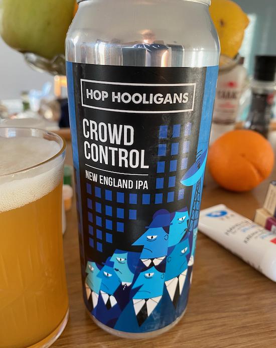 Hop Hooligan Crowd Control