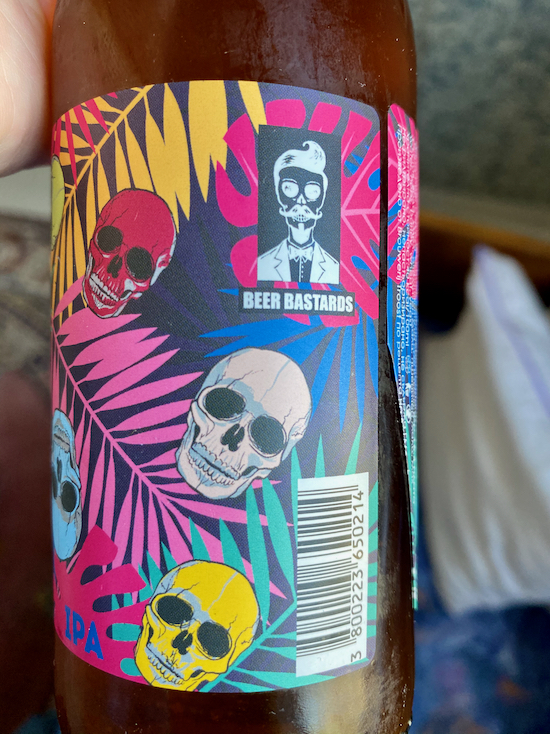 Vasi Kefa craft beer
